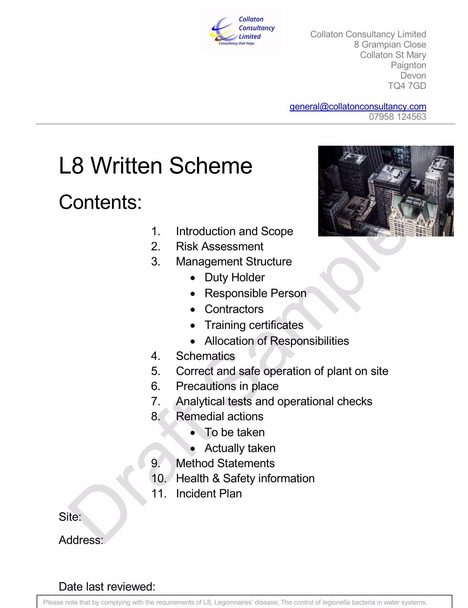 An expertly written Written Scheme